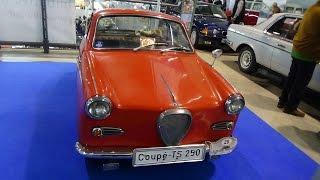 1957-1969, Goggomobil TS 250 Coupé, Retro Classics Stuttgart 2015