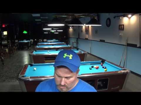 John Moody Jr vs Clay W @ Milford Billiards