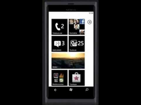 Nokia Ringtone Remixed (Windows Phone 7)