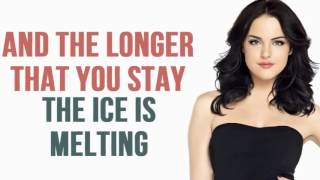 Elizabeth Gillies   'You Don't Know Me'   Official Lyric Video