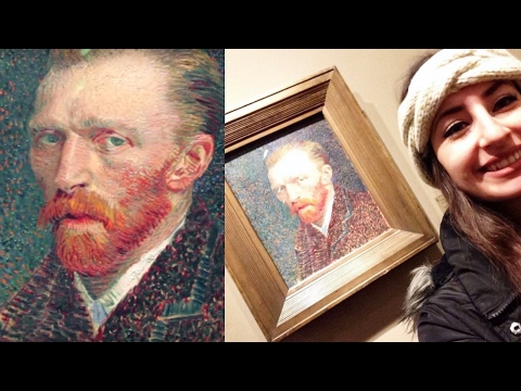 Exploring Chicago, Art Museum & more | Lena's Art Diary