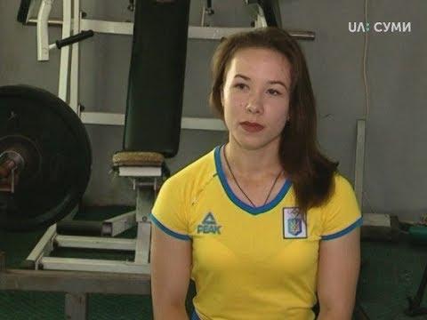 UA:СУМИ: Сумчанка стала абсолютною чемпіонкою Європи у жимі лежачі