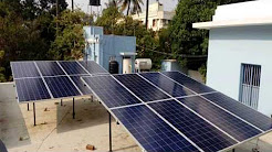 Solar Panel Installation in Bangalore 2018 - Green Energy Technologies