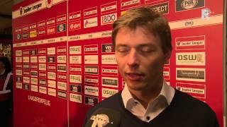 Jon Dahl Tomasson na winst op Fortuna Sittard