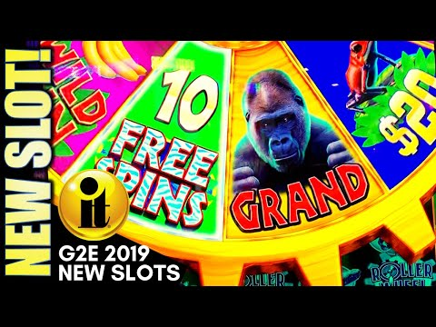★G2E 2019 INCREDIBLE TECHNOLOGIES (IT)★ 2019-2020 NEW SLOT MACHINES SHOWCASE GLOBAL GAMING EXPO