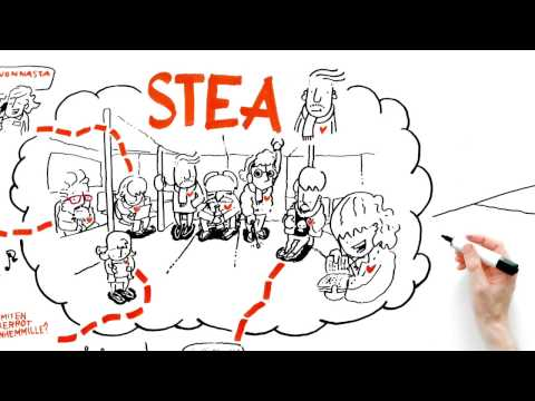 STEA - Tunnet avunsaajan
