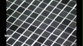 Glass Pool Tiles Vogue Designer Series 15mm contact sales@directpooltiles.com Ph: 03 9337 4959