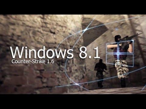 CS 1.6 Windows 8 (100% способ запустить Counter Strike 1.6 на Windows 8)