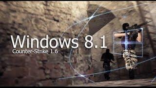CS 1.6 Windows 8 (100% способ запустить Counter Strike 1.6 на Windows 8)(, 2014-05-30T07:42:16.000Z)