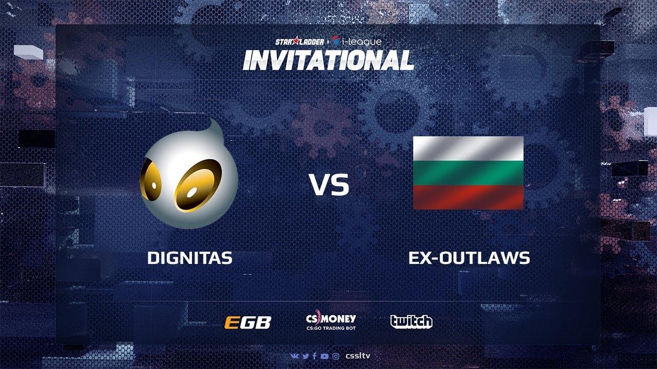 dignitas vs ex-outlaws, map 3 train, SL i-League Invitational Shanghai 2017 EU Qualifier