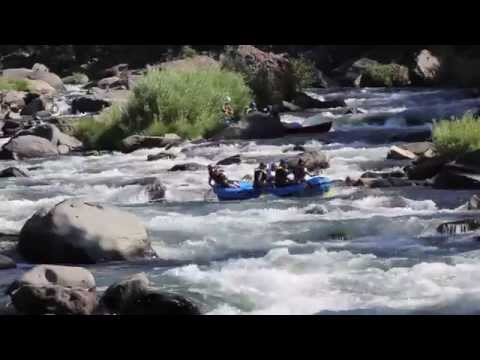 Whitewater Rafting the Truckee River with Tahoe Whitewater Tours