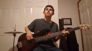 Me playing Got the Time on bass by Anthrax. This song always make m...