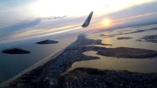 FANTASTIC Delta Boeing 737 Take Off from New-York JFK + Planes Spotting