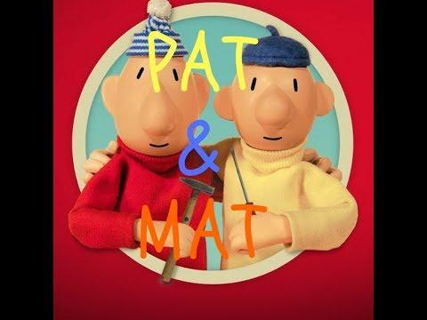 Pat &  Mat Opravují Střechu - PARODY  (CZ DABING)