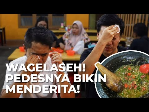 Ayam Pecak Joko Moro - Pedesnya Endes!!!