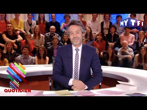 Le best of des blagues de François Hollande - Quotidien du 12 mai 2017