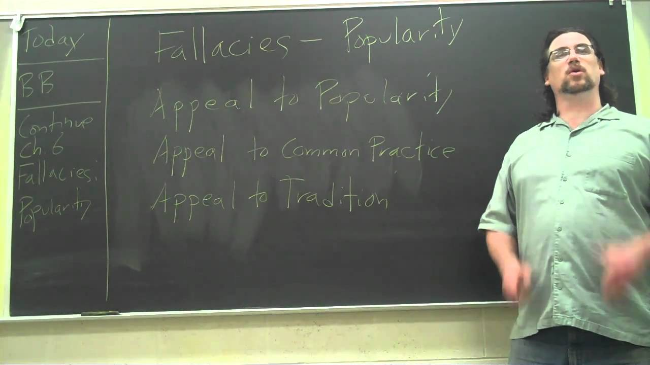9 fallacies of critical thinking