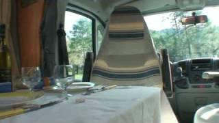 Le nouveau camping-car de J.P et Marie-France