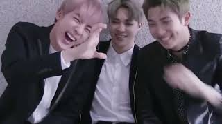 Compilation Friendship Moment of Jin and RM BTS