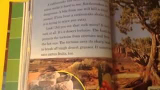 A Walk in the Desert (a read-along for children)
