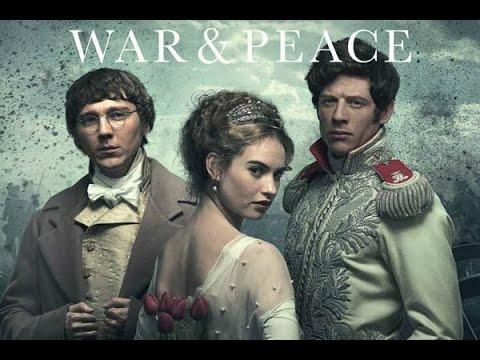 war and peace movie summary