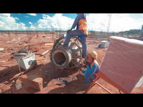 Zambia Airports Documentary - Upgrade Projects
