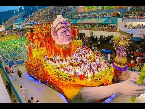 "BRAZIL :"" RIO DE JANEIRO CARNIVAL BRAZIL 2018"""