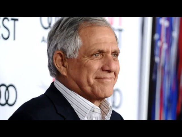 CBS chief Leslie Moonves steps down amid new sexual misconduct allegations