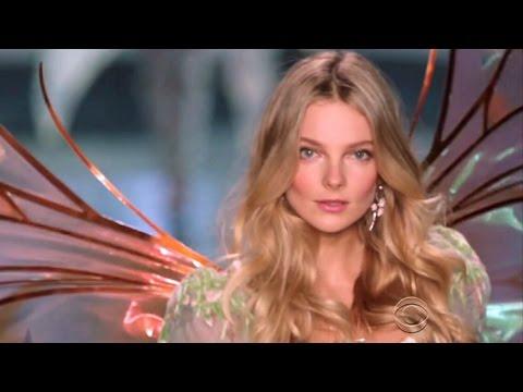 Eniko Mihalik Victoria's Secret Runway Walk Compilation 2009-2014 HD