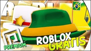 FREE BRAZIL HATS, PLAYERS creating ITEMS and I turned ROBLOX's VIDEO STAR