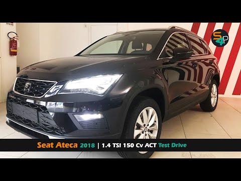 Seat Ateca 1.4 TSI 150 Cv ACT Test Drive