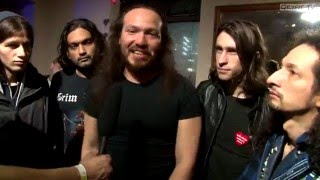 Neuronspoiler - WOŚP 2016 Luton (concert and interview) Polish charity event