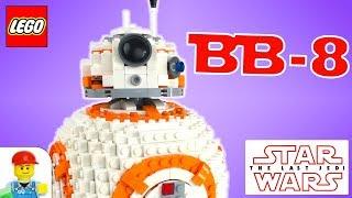 ليغو BB-8 | حرب النجوم الماضي جدي 75187 مع BB 8 لعبة مصغرة الرقم | بناء استعراض
