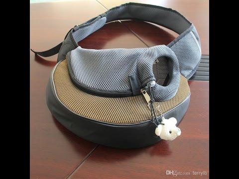 AliExpress: обзор посылки (сумка-переноска для собак)