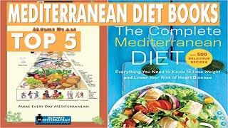 Best Mediterranean Diet Books 2019