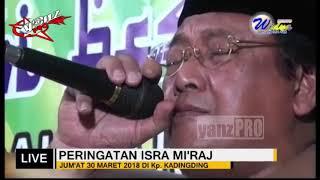 QORI INTERNASIONAL H MUAMAR ZA LIVE 2018 DI SERANG   BANTEN