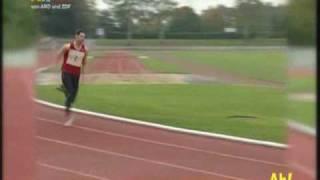 Wissen macht Ah!: Warum laufen Leichtathleten immer links rum?