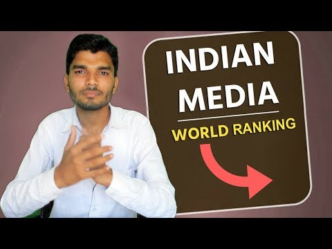 Press Freedom in India ? |  Indian Media in Danger ? | RWB Survey 2018  by Kumar Shyam