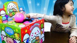 割ってからのお楽しみ!コロコロたまご30個 おもちゃ サプライズエッグ Surprise Egg himawari-CH thumbnail
