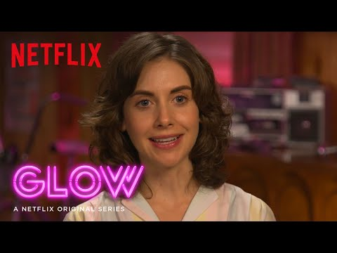 GLOW  Featurette  Netflix
