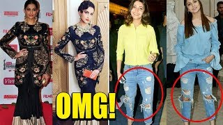 OMG! Bollywood Celebs Who REPEATED Their OWN DRESS | Latest Bollywood Gossip Video