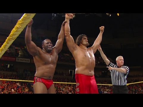Jackson & The Great Khali vs. Curtis &...