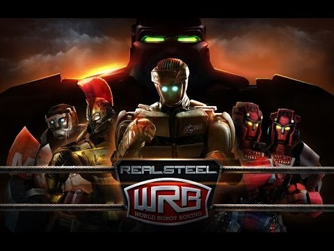 Real Steel World Robot Boxing - управляем роботами на Android ( Review)