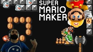 Mario Maker - Super Expert Highlights (Twitch Livestream 10/10/2016)