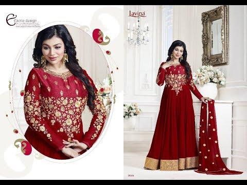 Latest Indian Salwar Suits Dress Collection 2018 || Lavina Fashion || lavina Roohani 6