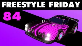 Freestyle Friday 84 - Rocket League (Best Goals & Fails) JHZER