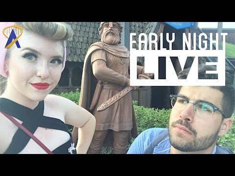 Early Night Live: Epcot