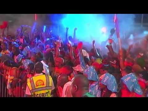 Menace   Unruly, Live! Antigua Carnival 2015