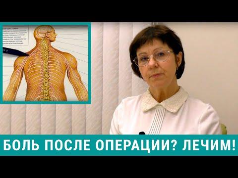 Боль после операции? Болит шов после операции? Метод мышечной мезотерапии!