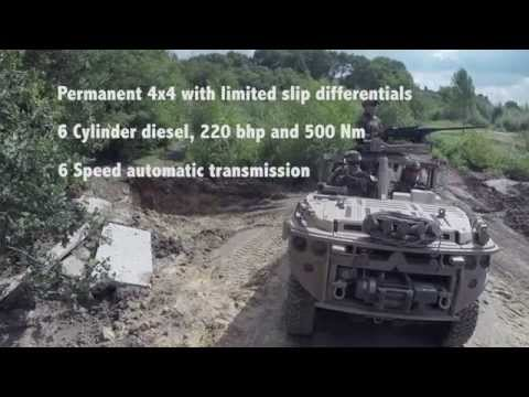 Defenture Air Transportable Tactical Vehicle
